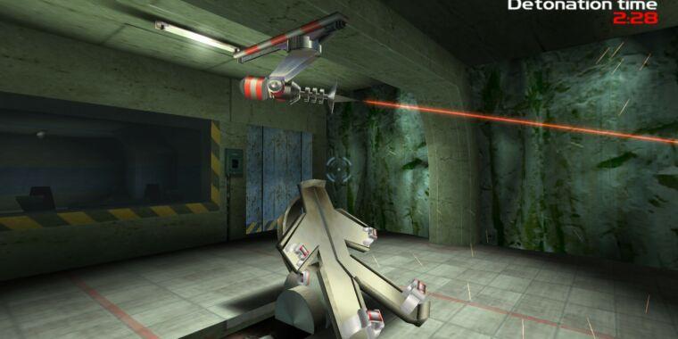 Goldeneye successor unofficially unlocked as free bonus inside another game