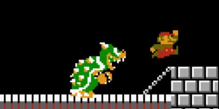 How a speedrunner broke Super Mario Bros.' biggest barrier