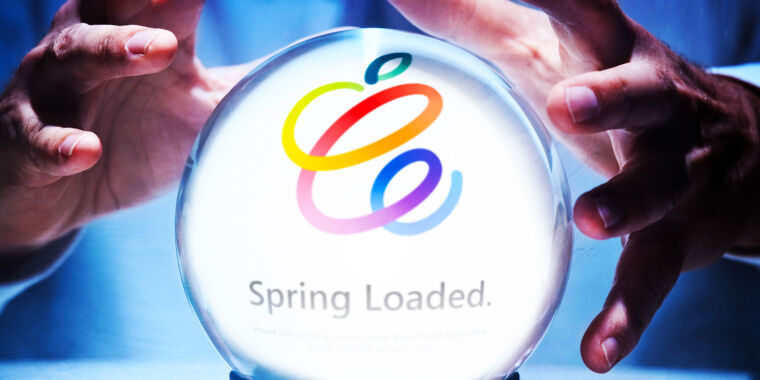 """What to expect from Apple's """"Spring Loaded"""" event on April 20"""