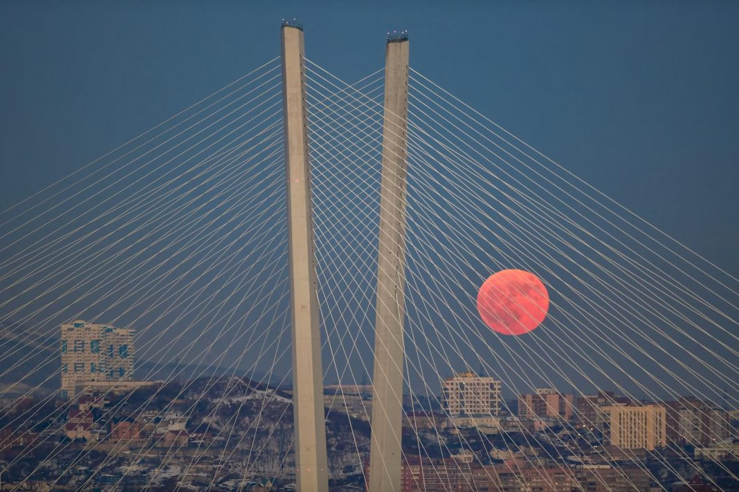 April's Pink Moon Is Also A Super Moon: How To Catch It