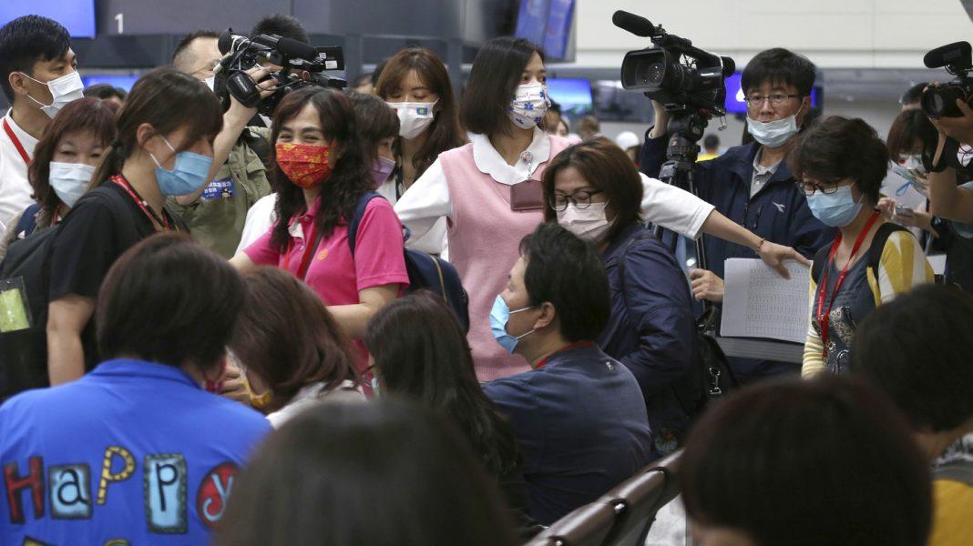 Taiwan And Palau Launch Coronavirus Travel Bubble