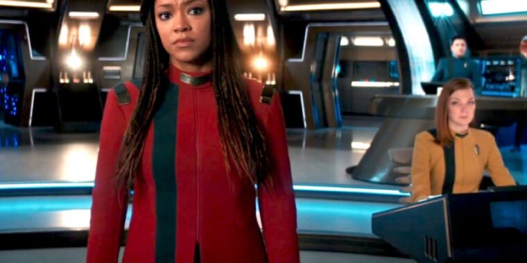 Celebrate First Contact Day with this Star Trek: Discovery S4 trailer