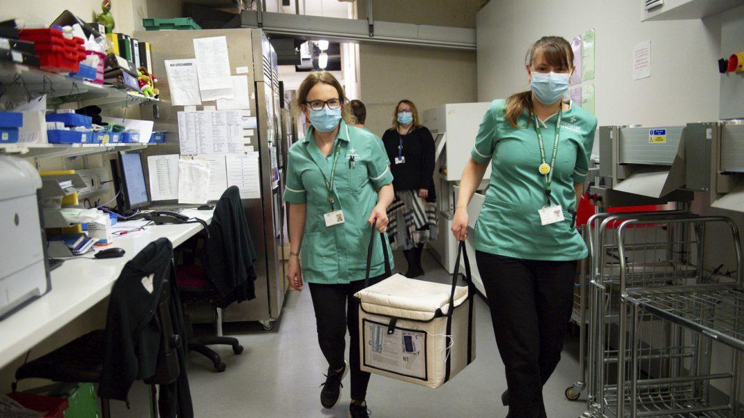 CDC Says More Virulent British Strain Of Coronavirus Now Dominant In U.S.