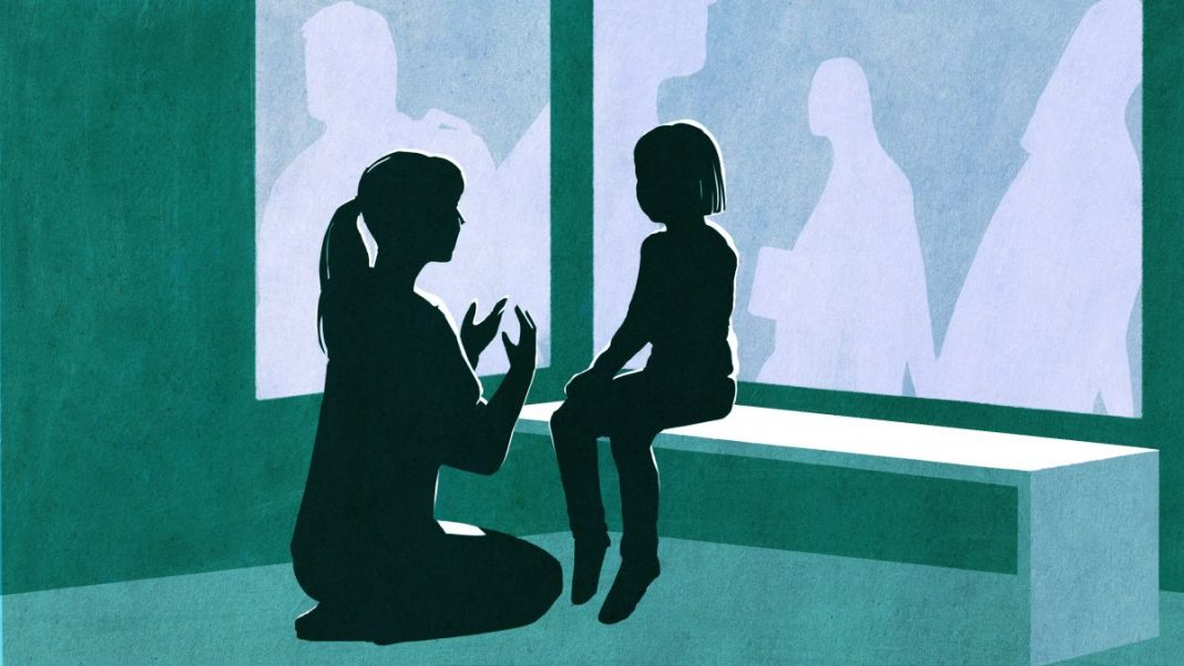 How to Talk With Your Kids About Sexual Abuse