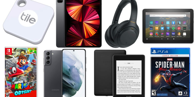 Today's best tech deals: New iPad Pro, Amazon devices, and more