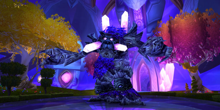 """World of Warcraft: Burning Crusade re-returns on June 1, requires """"cloning"""""""
