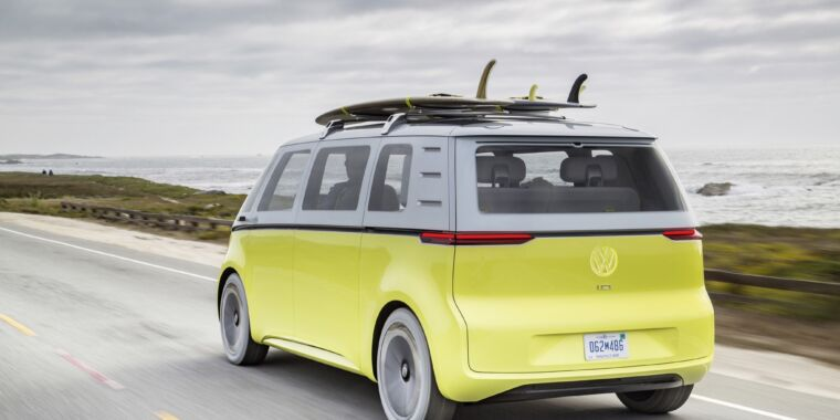 What would you pay for autonomous driving? Volkswagen hopes $8.50 per hour