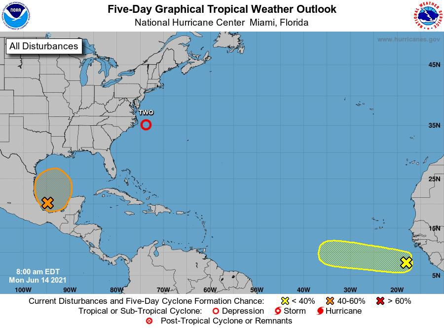 3 Potential Storms – Which Early Hurricane Season System Will Impact The U.S.?