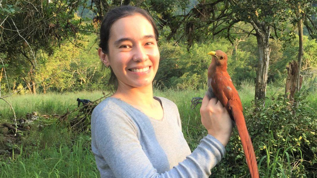 This Hummingbird Scientist Followed In A Female Bird Pioneer's Footsteps