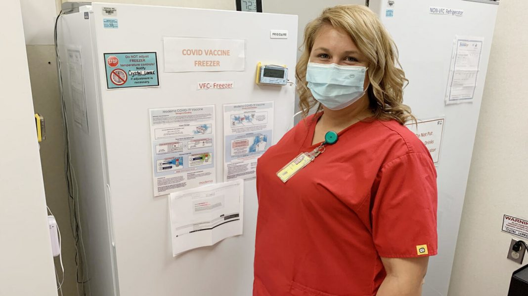 As COVID Vaccinations Slow, Parts Of The U.S. Remain Far Behind 70% Goal