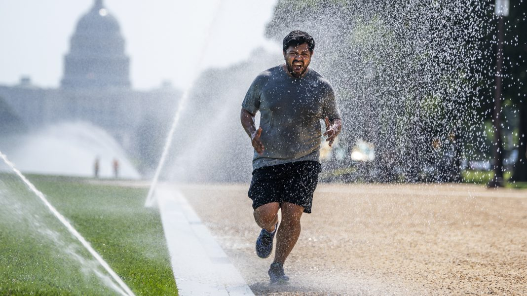 How To Heat-Proof Your Summer Workout