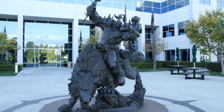 """Activision Blizzard """"Walkout for Equality"""" to protest management inaction"""