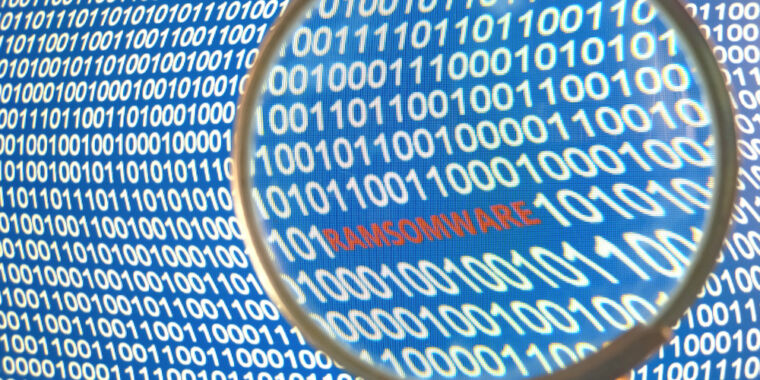 Haron and BlackMatter are the latest groups to crash the ransomware party