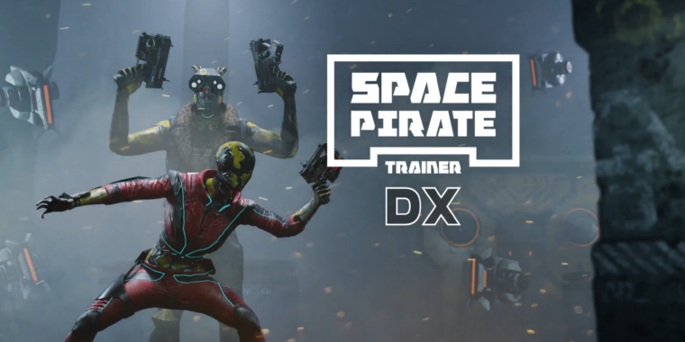 """VR review: Space Pirate Trainer's new """"Arena"""" is massive, must-play (if you can)"""