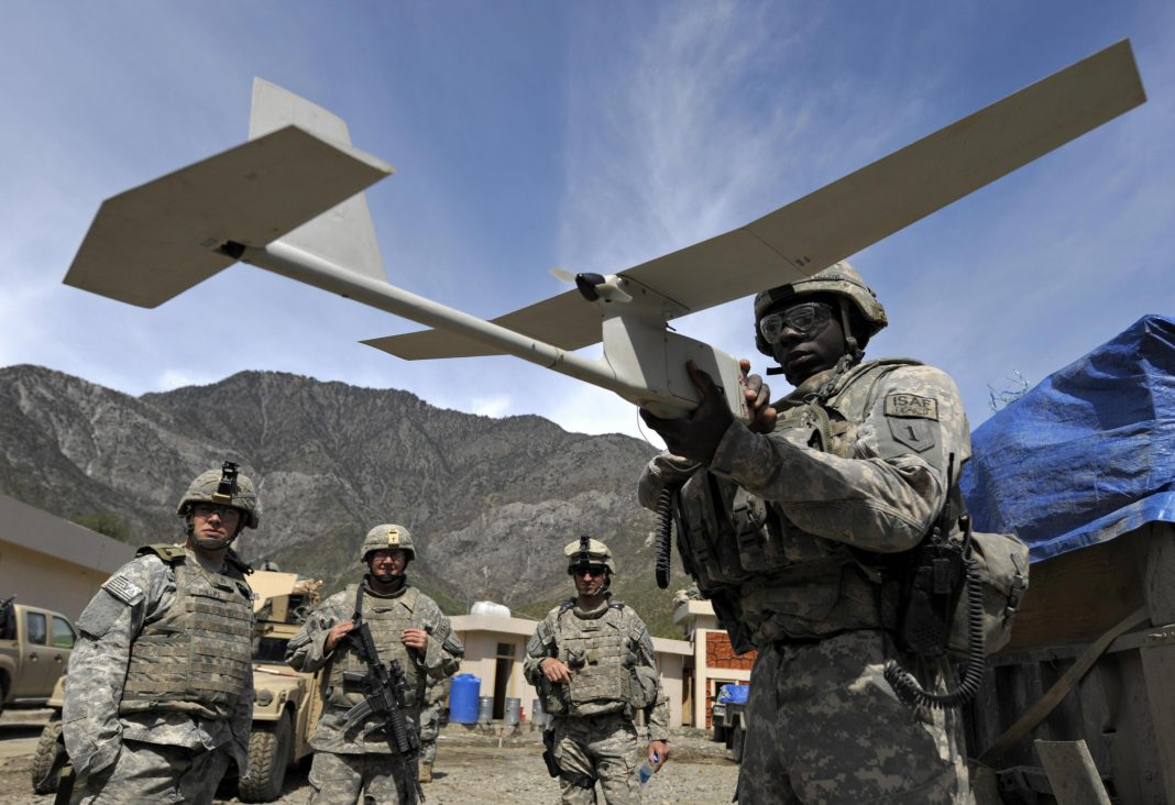 The U.S. Army Wants A Drone That Weighs Less Than A Slice Of Bread